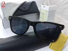 Wholesale Frame Hinges - 2017 SIZE 54MM Sunglasses High Quality Metal Hinge WOMEN Sunglasses Glasses Women Sunglasses resin lenses Unisex