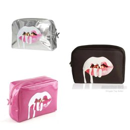 Wholesale Bags Bundle - Hot Kylie Cosmetic Bags Holiday edition Birthday Collection I WANT IT ALL Kylie Makeup Bag Free shipping for Kylie Bundle