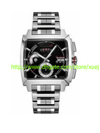 Wholesale Low Price Chronograph Watches - factory seller High quality low price -luxury quartz High Quality NEW MENS CHRONO WATCH CAL2110.BA0781 racing watches