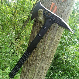 Wholesale Tomahawk Axes - SOG - M48 tomahawk fine workmanship Light good portability Very strong and durable, double axes blade design freeshipping