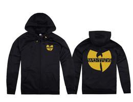 Wholesale Discounted New Clothes - Wu tang baseball jackets for men fashion hip-hop mens coats free shipping new discount Wu tang clothing hip hop jackets