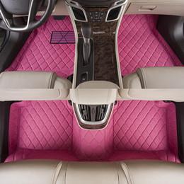 modelos de chispa Rebajas Esteras del coche modificadas para requisitos particulares para BMW 1/3/5/7 series X1 X3 X5 X6 alfombras del pie del coche mucha opción del color