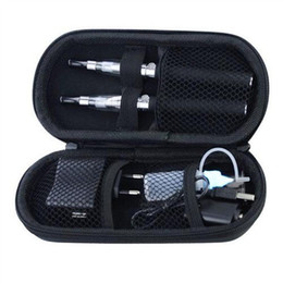 Wholesale Gift Box Ce4 - Ego Kit E-cigarette EGO-CE4 Atomizer With Long Wick EGO Double Kit 2 Battery 2 Atomizer e Electronic Cigarettes With Ego Gift Box In Stock