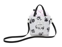 Wholesale Brand New Fashion Women - Wholesale-New Fashion Brand Black Leisure Lady Handbag Shoulder Bag Cotton Women Tote Purse For Lady Free Shipping