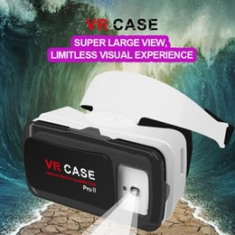 Wholesale Ios Box - 2018 new arrival model VR 3D glass case Box for mobile phone