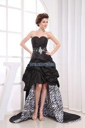 Wholesale Vestidos Formales - free shipping party dress women 2018 kardashian black brides maid dress vestidos formales After short before long prom dresses