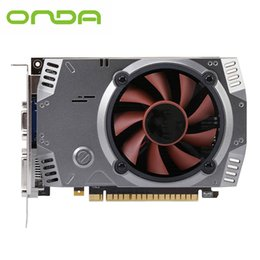 Wholesale Nvidia Video Card Geforce 1gb - High qualityOriginal Onda NVIDIA GeForce GT730 1GD5 1GB DDR5 64bit Desktop Gaming Graphics Card Video Card HD Low Noise Fast Speed For Gamer