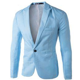 Жаккардовые пиджаки онлайн-Новый блейзер мужской костюм Весте Homme 2017 новые горячие мужские Slim Fit причинно блейзер куртка красный черный розовый костюм для мужчин 3XL