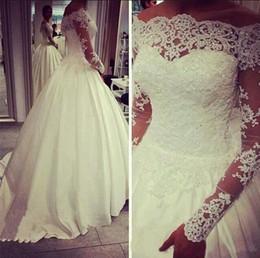 Wholesale Vintage Butterfly Sleeve Dress - 2016 Plus Size Wedding Dresses Vestido de novia Ball Gown New arrival princess Wedding dress butterfly Wedding gown