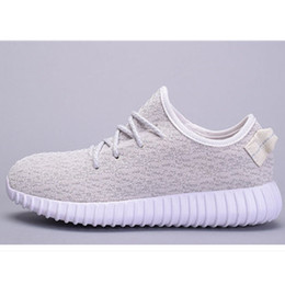 Wholesale Red Developments - Wholesale 100% original trade low to help the development of Boost 350 and Kanye coconut sports lovers air running shoes sports shoes
