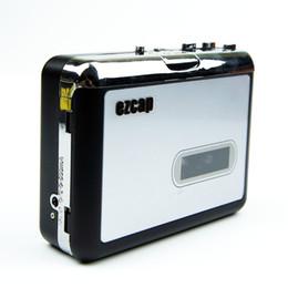 Wholesale cassette capture - Free shipping New 2016 A round of MP3 cassette tape cassette U disk MP3 cassette capture to MP3 encoding