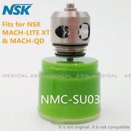 Wholesale Nsk Ceramic Bearings - 3 pcs x Dental NSK NMC-SU03 Turbine Cartridge for NSK MACH-LITE XT S & MACH-QD S Standard head SU push button ceramic bearing