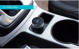 2019 hyundai auto ladegerät HYUNDAI Auto Ladegerät 5 V 3.1A Schnellladung Dual USB Port Led-anzeige Zigarettenanzünder Telefon Adapter Auto Spannung Diagnose günstig hyundai auto ladegerät