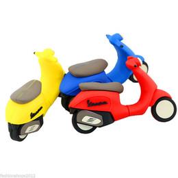 Wholesale Car Memory Sticks - Funny Women's Motorcycle Electric Cars Model USB 2.0 Memory Stick U Disk Flash pen Drive 64GB 128GB 256GB