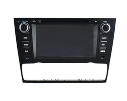 Wholesale 3g Transmitter - BMW E90 car dvd player with gps navigation radio usb tv 3G