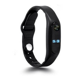 Wholesale Silicon Brand Wrist Watches - Latest brand watches Xiaomi mi band 2s Silicon Wristband phone accessories android smart band fitness tracker