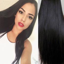 Königin billiges menschliches haar online-7A Brasilianisches Reines Haar Gerade 3 Bundles Lot Rosa Queen Hair Products Top Brasilianische Haarwebart Bundles Billig Menschliches Haar Weiche und Seidige
