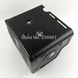 Wholesale Heat Shield Cover - Muffler & Cover ( Style A ) fits Honda GX340 GX390 GX420 389CC free shipping 420CC 13HP heat shield assy water pump rail parts