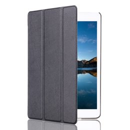 Wholesale Ipad Fitted Cases - Case for iPad mini 4, ESR Ultra Slim Fit Leather Smart Case Rubberized Back Magnet Cover for iPad mini 4 2015 Release
