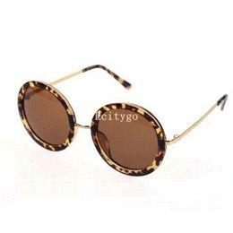 Wholesale Cheap Metal Decal - Fashion Unisex Women Fashion Retro Vintage Style Sunglasses Glasses Round Metal Frame 5 Color Cheap frames decals