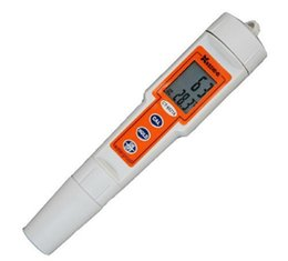Wholesale Big Screen Lcd - 0 to 14.00 Waterproof PH Meter Pen Type Digital Portable Tester For Aquarium Big LCD Screen Display High Quality Free Shipping