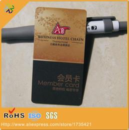 Wholesale Wholesale Transparent Business Cards - customized printed pvc transparent business card custom business name card