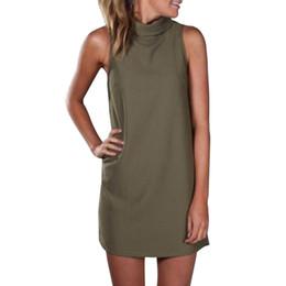 Wholesale Linen Summer Sundresses - Wholesale-Summer Style casual summer dresses women 2016 Elegant 2016 Club Dresses Mini Casual Party Dresses Sundress Vestidos plus size
