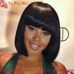 Tremendous Canada African American Chinese Bangs Supply African American Short Hairstyles Gunalazisus
