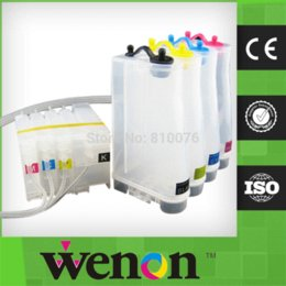 Wholesale Continuous Ink For Hp - Continuous Ink Supply System for hp designjet t120 t520 ciss with chip continual ink supply system