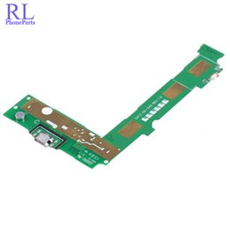 Wholesale microsoft parts - 10pcs lot Charger Dock Port Connector Usb Charging Flex Cable Ribbon Replacement parts For Nokia Microsoft Lumia 535 N535 (RL)