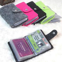 Wholesale Fancy Bedding - Wholesale- 1Pcs Popular Women Fancy Pouch ID Credit Card Wallet Holder Organizer Case Pocket