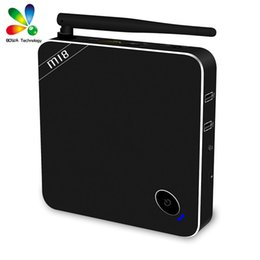 Wholesale Mx2 Box - 5pcs Beelink M18 Kd Load Metal TV Box MX MX2 Android5.1 2GB 16GB S905 Quad Core 5G WiFi 1000M LAN 4K Miracast