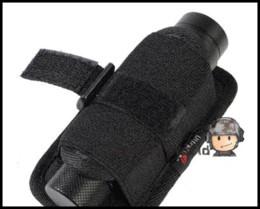 Wholesale Holster Belt For Flashlight - Belt Clip 360 Degrees Rotatable Flashlight Holster Case Bag Pouch For Fenix E21 LD10 LD15 LD20 LD25 PD10 PD20 PD30 Flashlight