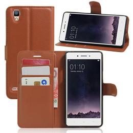 Deutschland Diforate Luxury Für OPPO A77 / F3 R7 Leder Geldbörse Telefon Flip Hülle Tasche Für OPPO A39 / A57 F1s / A59 A37 F1 / A35 Versorgung