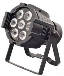 Wholesale Led Par Lights Cheap - Freeshipping 7pcs*10W Led Par Light DMX512 4 8CH,RGBW Led Par Lighting aluminum case,Mini Led Par 4in1 Cheap Price Led Par Light 90V-240V
