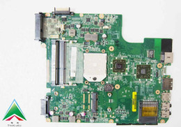 Wholesale Socket S1 - A000073410 motherboard For Toshiba L645D Laptop socket s1 motherboard