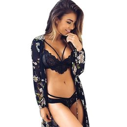 c8611a533827 victoria secret Promo Codes - Wholesale-2016 Hot Sale, Womens Sexy Floral  Lace e