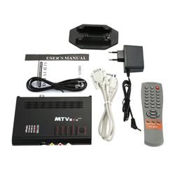 Wholesale Digital Tv Receiver Analog - 1set Digital HDTV HD LCD TV Box Analog TV Tuner Box   CRT monitor Digital Computer TV Program Receiver