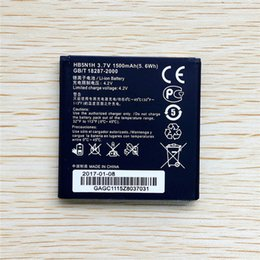 Wholesale Huawei Ascend Battery - New Original Li-ion Mobile Phone Battery For Huawei Ascend Y300 Y511 Y210 G510 G525 Y625 G300 Y220 High Quality Replacement Battery