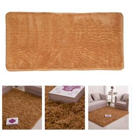 Wholesale Heart Rugs - 60CM x 120CM Fluffy Rugs Fur Mat Velvet carpets Anti-Skid Shaggy Area Dining Room Home Bedroom Carpet Carpets Floor Mat E5M1 order<$18no tra