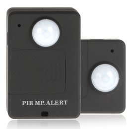 Wholesale Mms Camera Pir - Wireless Mini 1.3M Infrared Camera Video Security Motion Detector GSM Autodial Home Office GPS PIR MMS Alarm System Anti-theft