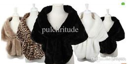 Wholesale Ladies Mink Jackets - Wholesale-New Faux Mink Fur Coat Casacos Femininos Korean Fashion Luxury Shawl Rabbit Fur Ladies Waistcoat Fur Cape Jacket
