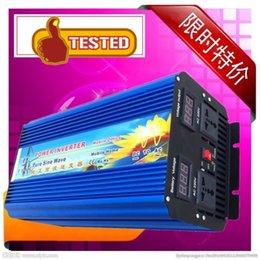 Wholesale Solar Wind Power System - Input voltage DC24v 5000w pure sine wave inverter   converter output AC230V 220V Solar Wind Power home system home system