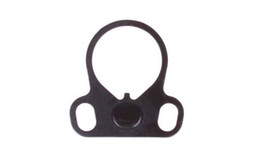 Wholesale Ak Buttstock - 10PCS LOT Buttstock End Plate Double Loop Hook Sling stock accessories Adapter Mount for AR15 M4 M16 AK