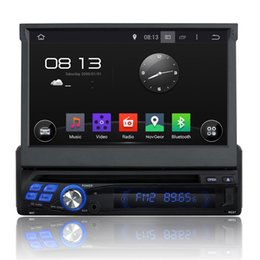 "Wholesale Car Tv Radio Dvd Usb - Quad Core 7"" HD 1Din Android 5.1.1 Universal Car DVD Video Player Radio Audio Stereo Screen PC USB FM BT 3G 4G WIFI GPS Map"