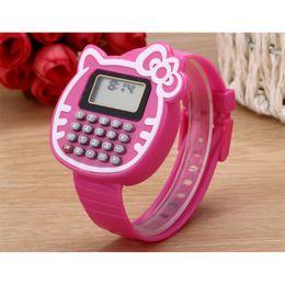 Wholesale Electronic Calculators - Student calculator electronic watch