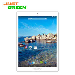 Wholesale Top Tablets China - Original top selling Colorfly G977 3G Call Pad 9.7inch 2048*1536 2GB 16GB MT8392 Octa core Android 4.4 Play Store GPS OTG BT