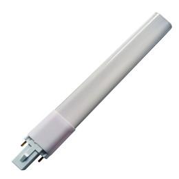 led cree e27 cob Rebajas Bombilla led interior iluminación 2 años de garantía ángulo del haz 180 grados chip Epistar 4W 6W 8W G23 GX23 PL Bombilla LED