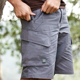 Wholesale Tad Tactical Bags - Wholesale-TAD designs trousers 2016 new summer more bag tactical accented shorts male outdoor quick-drying shorts