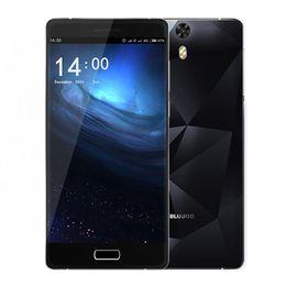 Wholesale Fingerprint Scanners - Bluboo Xtouch Touch ID 4G LTE 3GB RAM 32GB ROM 64bit Octa Core MTK6753 Android 5.1 Lollipop Fingerprint Scanner GPS 13MP Camera Smartphone